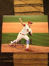 Shelby Miller auto signed photo Cardinals