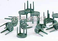 25 'FROGS' - OASIS FLORAL FOAM PIN HOLDERS FOR SECURING CYLINDER & BRICK OASIS