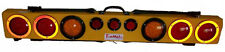 "TowMate 48"" with Strobes and IMON Monitor - WIRELESS WIDE LOAD LIGHT BAR"