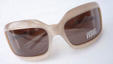 FERRE da DONNA occhiali da sole sunglasses nuovo da piegate grandi bicchieri nude SIZE M