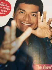 *GEORGE LOPEZ* Magazine Clippings! MUST SEE! L@@K