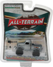 Luz Verde Todo Terreno 5 Militar 1/2 Ton 4X4 Pick Up Camión 1/64 Grey 35070A