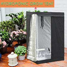 "48""x24""x60"" Grow Tent Mylar Room Reflective Indoor Hydroponics Non Toxic Box New"
