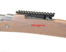 Tactical 21mm Picatinny Rail 13 Slot Rifle Scope Mount Rail f Rifle Scope Laser