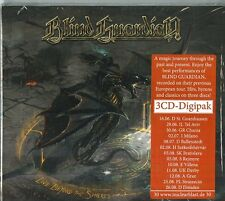 BLIND GUARDIAN LIVE BEYOND THE SPHERES (DIGIPAK) TRIPLO CD NUOVO SIGILLATO