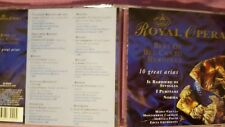 COMPILATION  - BEST OF BEL CANTO HEROINES 10 GREAT ARIAS. CD ROYAL OPERA