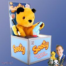 The Sooty Show Pop Up Sooty Hand Puppet Show with Wand & Water Pistol