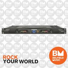 Samson Servo120a Stereo Reference Amplifier 2x60w 1RU Servo 120a Amp - BNIB - BM