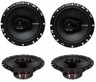 "Rockford Fosgate R165X3 6.5"" 90W 3 Way Car Audio Coaxial Speakers Stereo (4)"