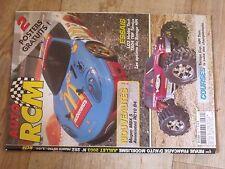 $$$ Revue Auto RCM N°262 LD3 Hobby TechMugen MBX5Tamiya CupSavage HPI