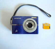 Olympus FE-45 10MP Digital Camera with 3x Optical Zoom and 2.5-inch LCD