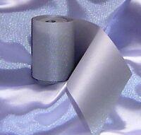 1x Silver Wedding Car Party Ribbon 6m Long Fit all cars