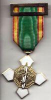 Condecoración Guardia Civil Al Merito categoría Oro Distintivo Blanco