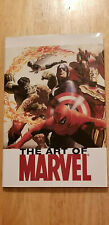 THE ART OF MARVEL VOL 1~ MARVEL HARDCOVER NEW