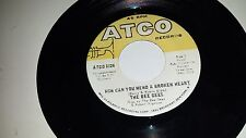 BEE GEES How Can You Mend A Broken Heart / Country Woman ATCO 6824 45