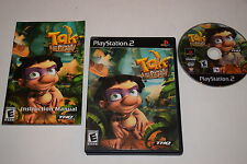 Tak and the Power of Juju Sony Playstation 2 PS2 Video Game Complete