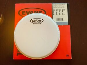 """Evans G14 8"""" coated tom head REDUCED TO CLEAR Inc DELIVERY"""