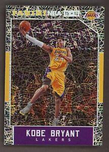2015-16 Panini Hoops International Version Hypercard Kobe Bryant #6