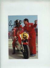 Graeme Crosby Yamaha Grand Prix Season 1982 Signed 2