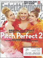 Entertainment Weekly -Nov 28,2014 -Pitch Perfect 2, Roxy Music,Horrible Bosses 2