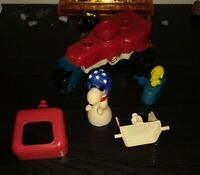 Child Guidance 1960s/1970s Peanuts Snoopy's Stunt Spectacular Replacement parts
