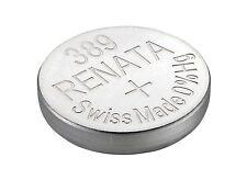 Renata Watch Batteries - Button Cell Type - Popular Types