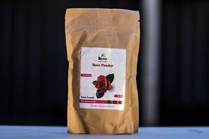 Rose Powder for Skin & Hair Care - Kvaas