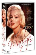 Marilyn Monroe Collection 8809116468771 DVD Region 2