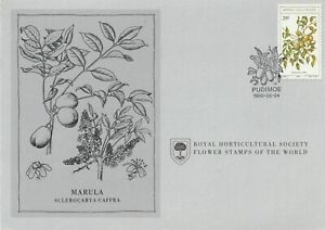 1980 Flower Stamps of the World Bophuthatswana