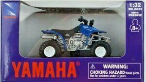 New-Ray Yamaha Warrior ATV 1:32 diecast model toy