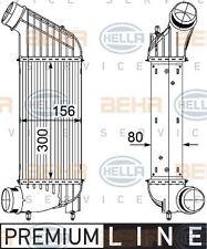 8 ML 376 746-361 HELLA Intercooler Caricabatterie