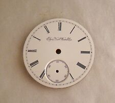 POCKET WATCH DIAL ELGIN SIZE 18s