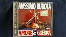 BUBOLA MASSIMO - AMORE & GUERRA. CD