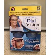 2017 hot  new Dial Vision Adjustable Lens Eyeglasses As Seen On TV