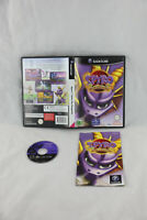 SPYRO ENTER THE DRAGONFLY pour Nintendo Game Cube GC (CD remis à neuf) PAL VF