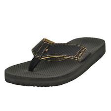 Solid Sandals & Flip Flops for Men 8 US Shoe Size (Men's)