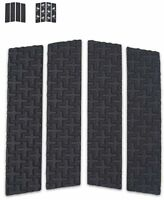 Front Traction Pad for Surfboards and Skimboards (Black)