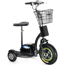 MotoTec Electric Trike 48v 500w Wide Removable Seat Age 13+ Max Weight 240 Lbs