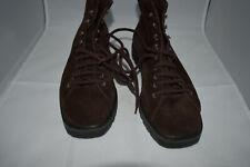 Brown Suede ANNE KLEIN II Casual Chukka Hiking  Boots 8M