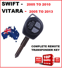 Remote Car Key suitable for Suzuki SWIFT 2005 2006 2007 2008 2009 2010 2011 2012