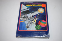 Space Hawk Mattel Intellivision Video Game New in Shrinkwrapped Box