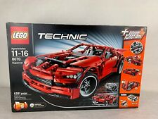 Lego Technic Supercar (8070) BOX ONLY