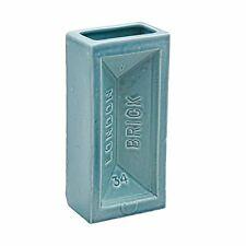 Stolen Form Brick Vase All Colour Blue