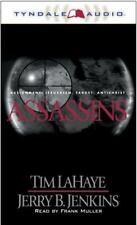 Assassins: Assignment Jerusalem Target: Antichrist Left Behind Audio Book 6