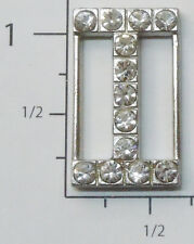 Crystal Rhinestone Decoration Connector -  Crystal Rhinestone # H