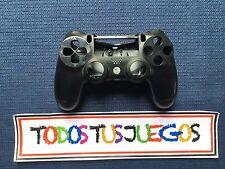 Carcasa Negra Con Botones Scuff Mando Dualshock 4 Playstation 4 ORIGINAL