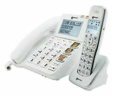 geemarc Amplidect Combi 295 Telefon-Set Seniorentelefon Grosstastentelefon