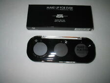 NEW IN BOX Make Up For Ever Artist shadow Custom Empty Trio Palette Case (pan)