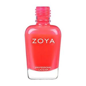 Zoya Nail Polish Erza ZP867 2016 Summer Ultra Brite Neon. Full Size Bottle.