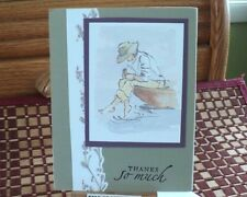 THANKS SO MUCH HANDMADE GREETING CARD #emcW3 STAMPIN UP AND MORE